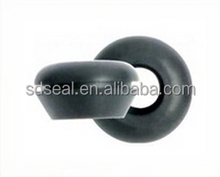 Round Rubber Grommet for Oil Proof Sealing