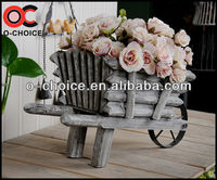 2015 Antique Flower Vase For Shabby Chic Home Decor