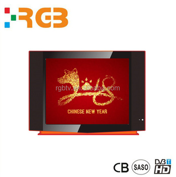 14/17/21 inch slim Chinese fashion high quality cheap crt tv 14 17 20 21 inch for CRT tvs