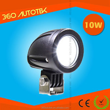 solar powered led work light, led offroad light for 4x4,4wd jeep,led flood work light 10w
