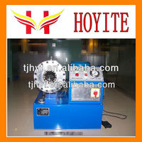 "Crimp range: 6-51mm or 1/4""-2"" Voltage :220/380V Hydraulic hose fitting crimping machine for sale"
