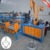 APM used fully-automatic chain link fence machine with compact roll
