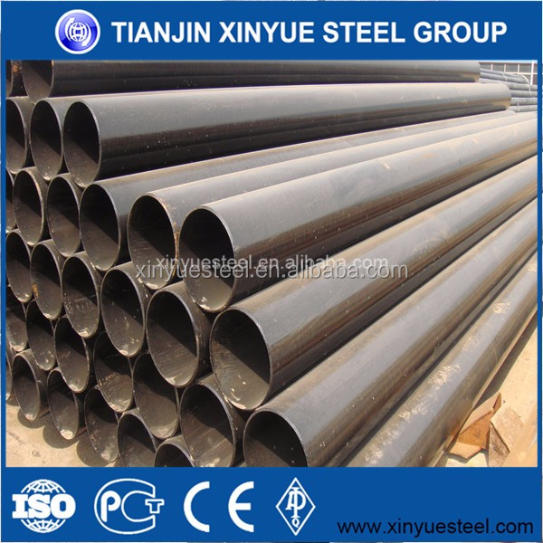 China manufacturer of water pipe lsaw steel pipe
