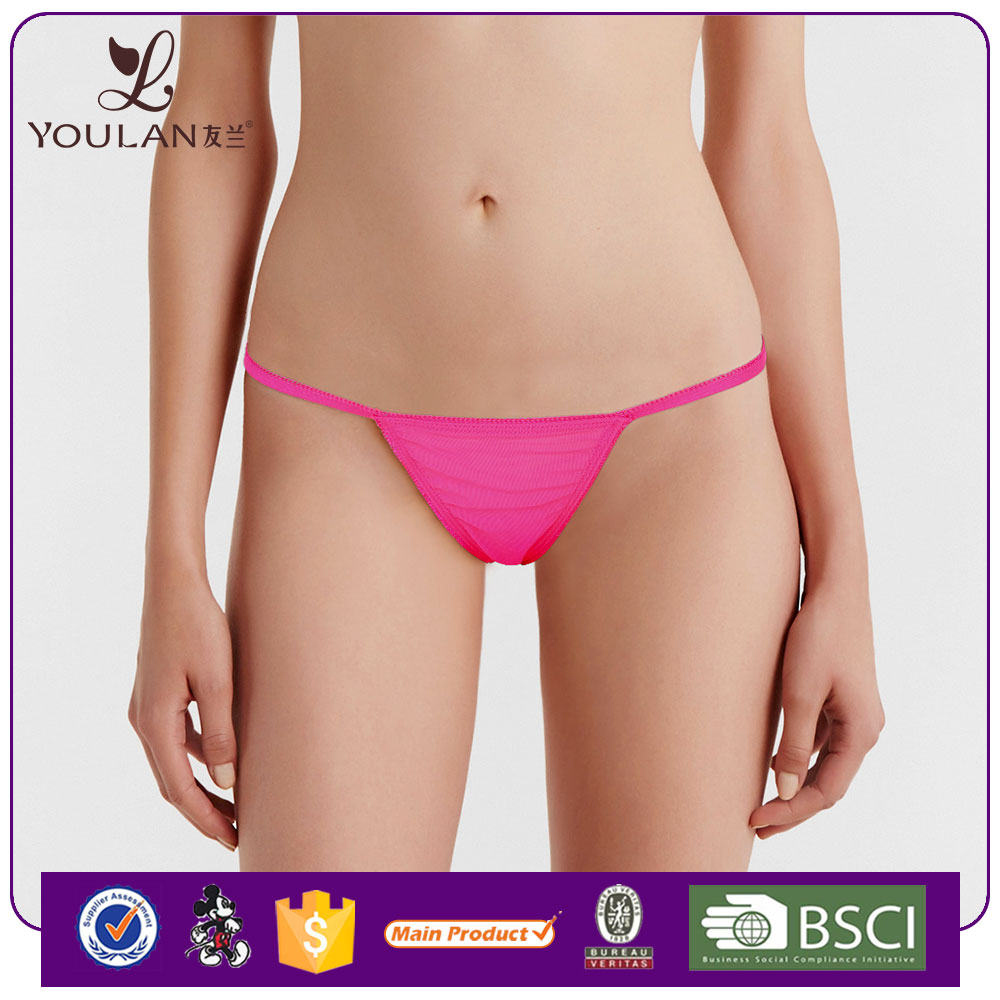 Top Sale Fitness Hot Lady Nylon sexy adult panty transparent