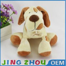 Custom plush spot dog toy with big ears on sale