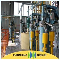 High Efficiency Maosheng Brand sunflower oil mill machinery price
