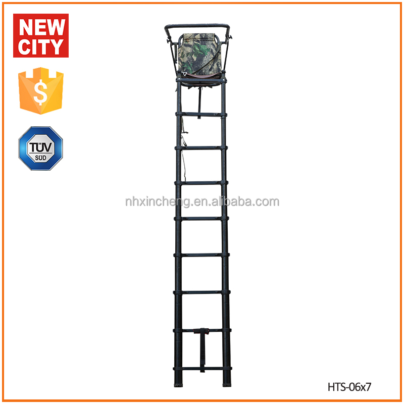 wholesale aluminum ladder/hunting tree stand