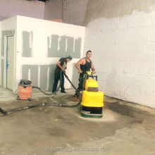 Stone concrete terrazzo floor grinder and polisher