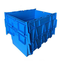 heavy duty moving turnover crate wholesale plastic storage containers
