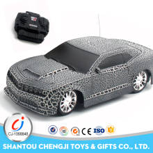 New product 4wd plastic fast remote control kid car