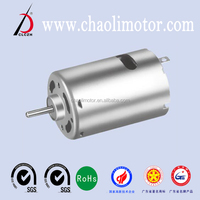 shaft diameter 3.17mm brush motor CL-RS540 small electric motors