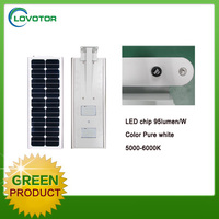 2016 New Design Solar Street Lights All In One Integrated road light