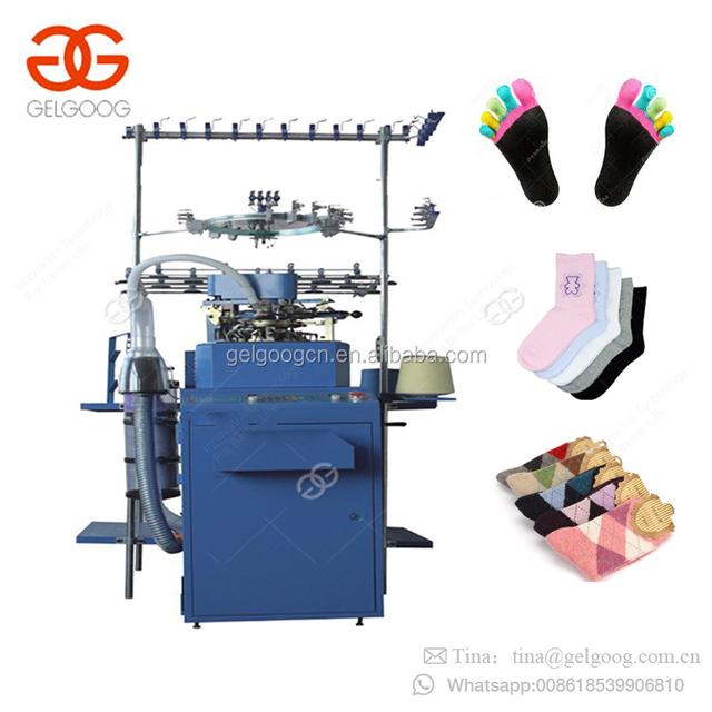 New Type Fully Automatic Computerized Cotton Korea Sock Knitting Making Machinery Socks Setting Machine Price