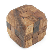 3 puzzles deluxe wooden gift boxe
