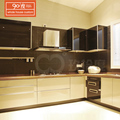 Wholesale affordable modern kitchen cabinets ready to assemble kitchen cupboard