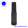 Sintered center drill bit large drill bits
