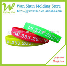 Hot item!Popular silicone wristband