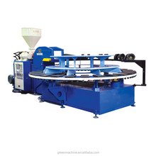 PVC Air Blowing Shoe Injection Molding Machine sole making machine