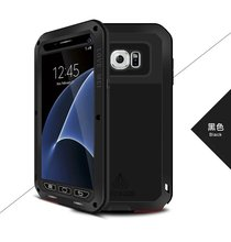 Love Mei Shockproof Soft TPU Full Rubber Back Case for Samsung Galaxy S7 MT-5497
