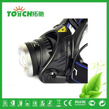 Zoomable Headlamp 18650 Bike Bicycle Flashlight Head torch Light Outdoor Camping Headlight