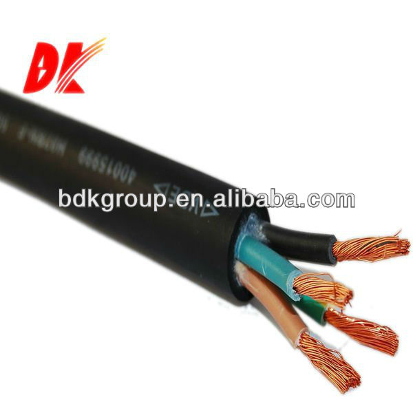 Submersible marine cable