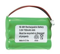 NIMH rechargeable battery pack 12V 7Ah