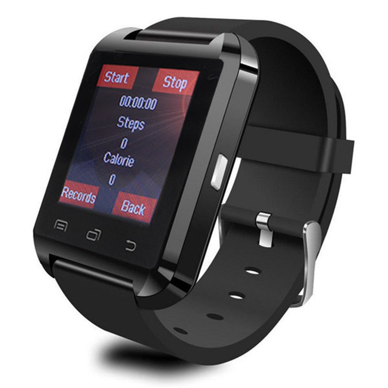 Smartwatch android smart watch 2018 U8 DZ09 <strong>A1</strong> for smart phone use