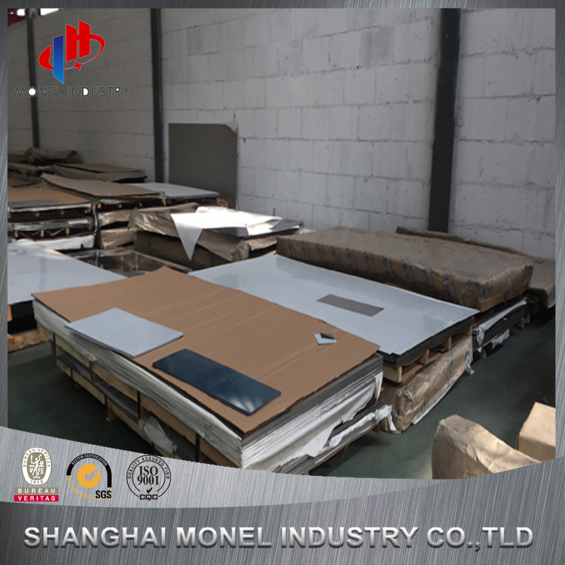 Factory price 304 TISCO stainless steel plate
