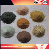 Premium quality bulk decorative color quartz sand