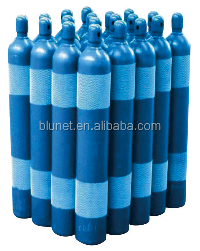 China wholesale market Oxygen Argon Nitrogen Seamless Steel Gas Cylinder