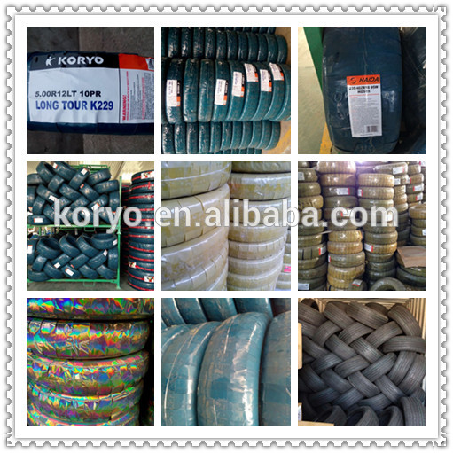 HD837 HAIDA KORYO TIANFU PASSAGE CHEAP CHINESE CAR TYRE