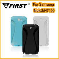 TPU case for Samsung Galaxy Note 2/7100
