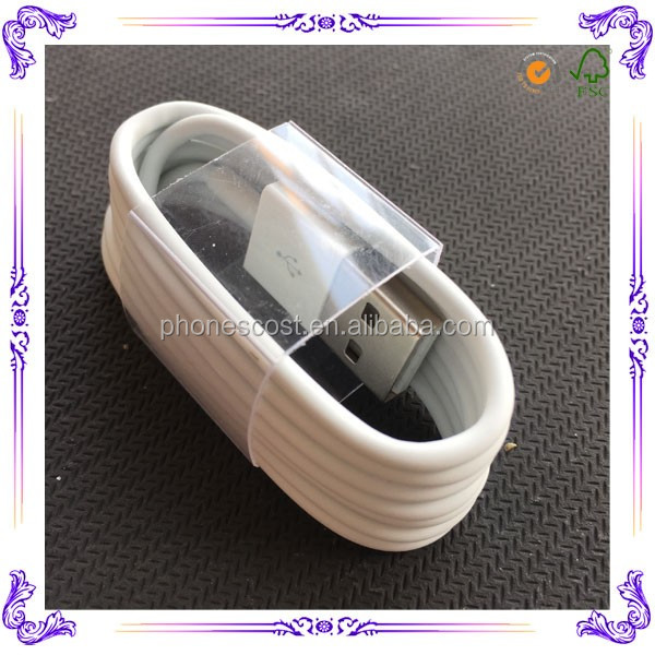 Wholesale driver download usb data cable for iphone 5 original