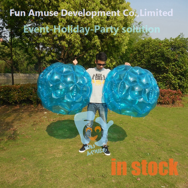 New attractive design hot sale bumper ball inflatable zorb ball
