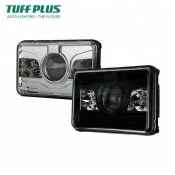 For Truck Volvo DOT Square High Low Beam 4x6 led headlight