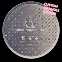 EN124 Golf Club Manhole Cover Well Cover