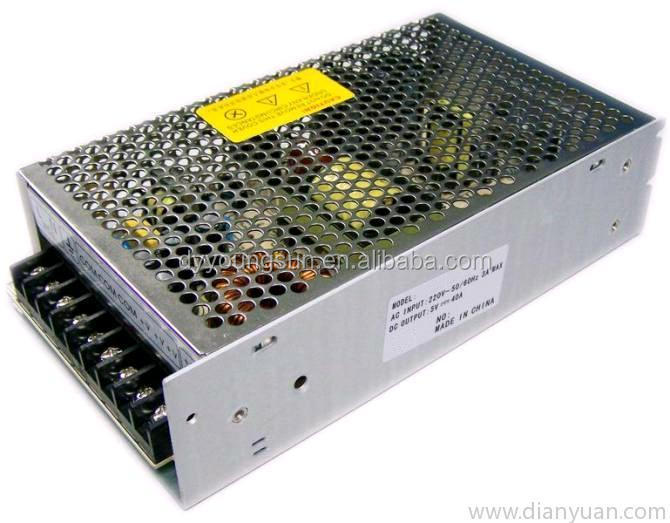 5V 40A 200w industrial power supply