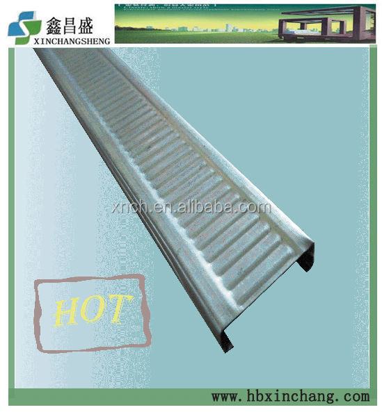 Suspended ceiling parts Main channel