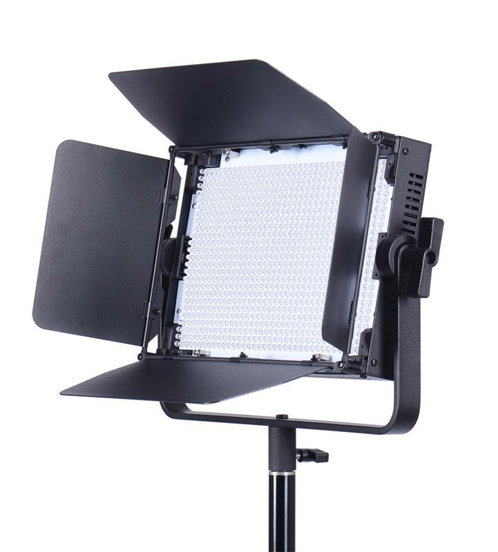 900pcs blubs bi-color led light for video