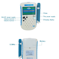 Health Medical For Vascular Doppler Portable