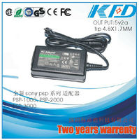 2013 New Charger 5V AC Adapter Power Supply Cord for Sony PSP 1000 2000 3000 100-240V