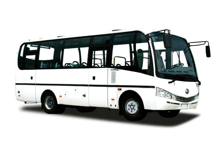 ZK6737D Yutong 7m mini bus