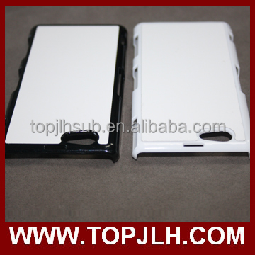 Hard sublimation mobile cover for Sony Xperia Z1 Mini