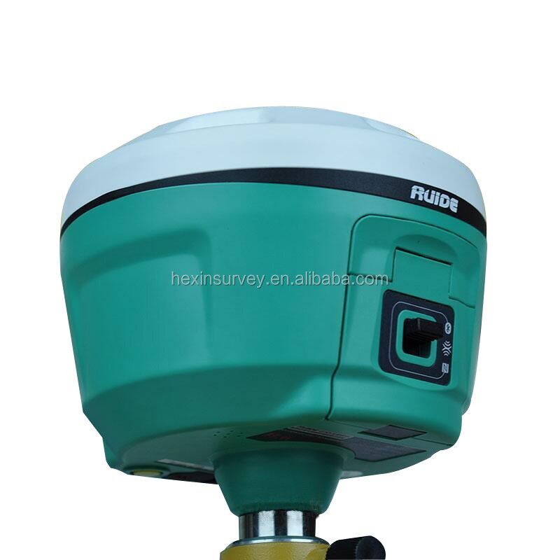 High accuracy gps rtk support WLAN communication dual-frequency rtk gps Ruide R6 gnss rtk