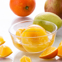 Specification 880g Canned Fruit Yellow Peaches in Light Syrup
