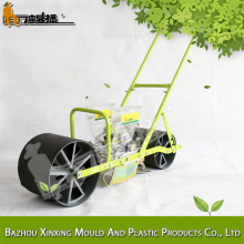 Fashion high quality manual 2 rows used hand cultivator hand tillers with hand seeder