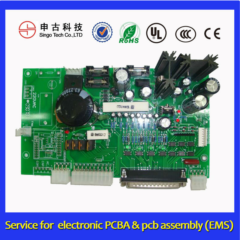 Electronic PCB assembly with OEM service, pcba manufacturing