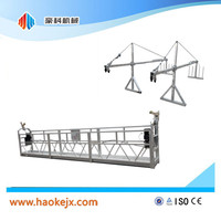 High Rise Window Cleaning Equipment Aerial Work Platform