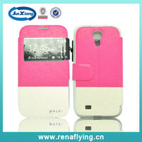 wholesale cell phone case wallet case for samsung galaxy s4