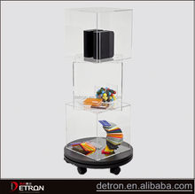 2016 Best quality large acrylic display cube